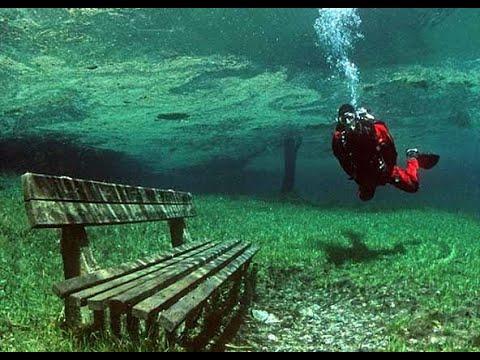 El Extraño Parque que Desaparece bajo el Agua