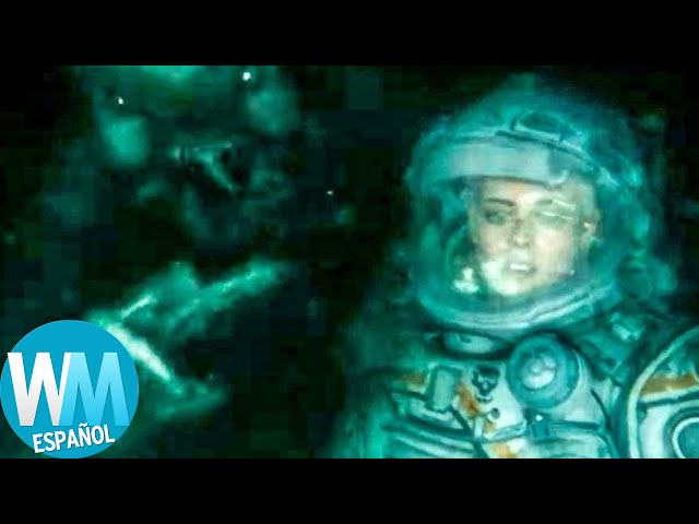 ¡Top 10 Películas Más Aterradoras en Las Profundidades del Mar !