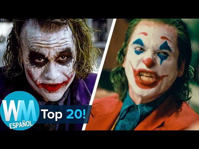 ¡Top 20 Mejores Momentos del JOKER!