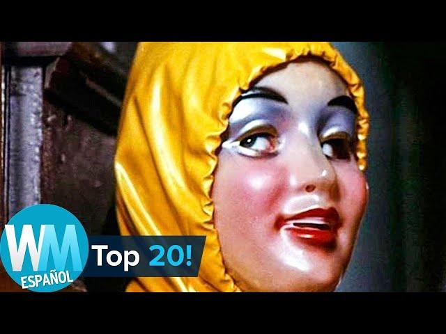 ¡Top 20 Mejores Películas de HORROR que Probablemente NO HAS VISTO!