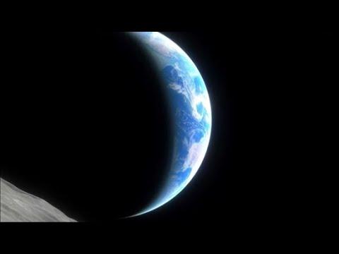 Video de la Tierra desde la Luna / Los Videos mas Raros del Mundo 229