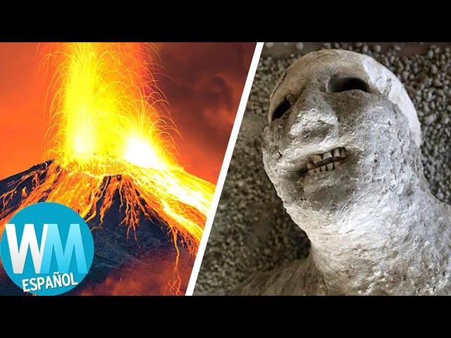 ¡Top 10 Eventos Históricos MÁS ESCALOFRIANTES que una Película de TERROR!
