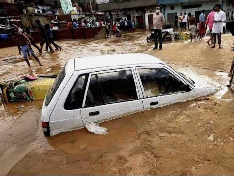 Videos de Fenomenos Naturales 19 / Inundaciones, Deslaves y Aludes