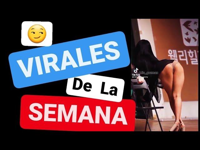 VIRALES DE LA SEMANA / Lo mejor de TikTok 😅